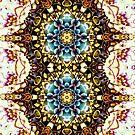Blooming Above Adversity Mandala by DesJardins