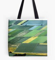 Field Art Tote Bag