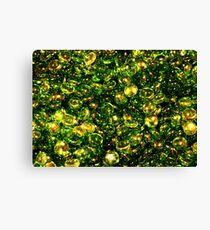 emeralds  Canvas Print