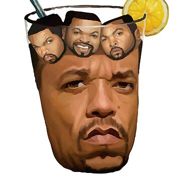 Ice-T Ice T & Ice Cube Funny Rap T-Shirt  Shirt by akialk