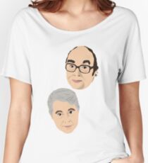 Morecambe & Wise Women's Relaxed Fit T-Shirt