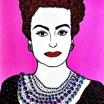 Joan Crawford Collection Merchandise by Dusty O by DustyO