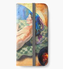 Welcoming the Golden Age iPhone Wallet/Case/Skin