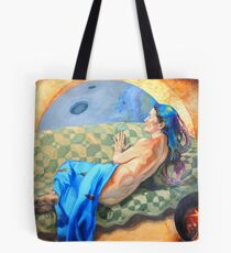 Welcoming the Golden Age Tote Bag