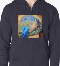 Welcoming the Golden Age Zipped Hoodie