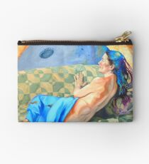 Welcoming the Golden Age Studio Pouch
