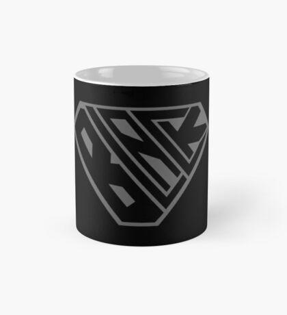 Black SuperEmpowered (Black on Black) Mug