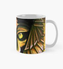 Cleocatra Egyptian Sphinx Queen Cat Classic Mug