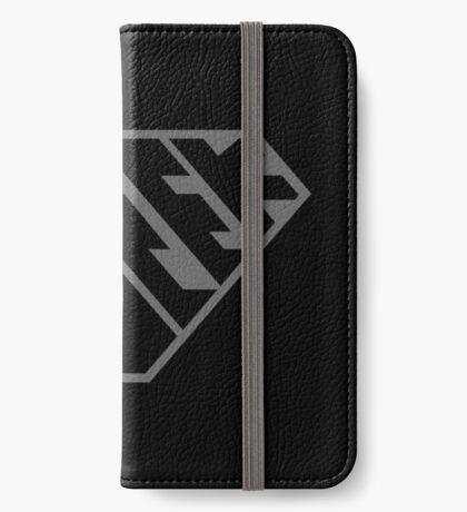 Geek SuperEmpowered (Black on Black) iPhone Wallet