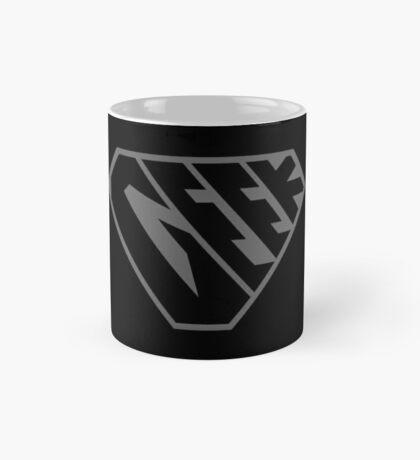 Geek SuperEmpowered (Black on Black) Mug