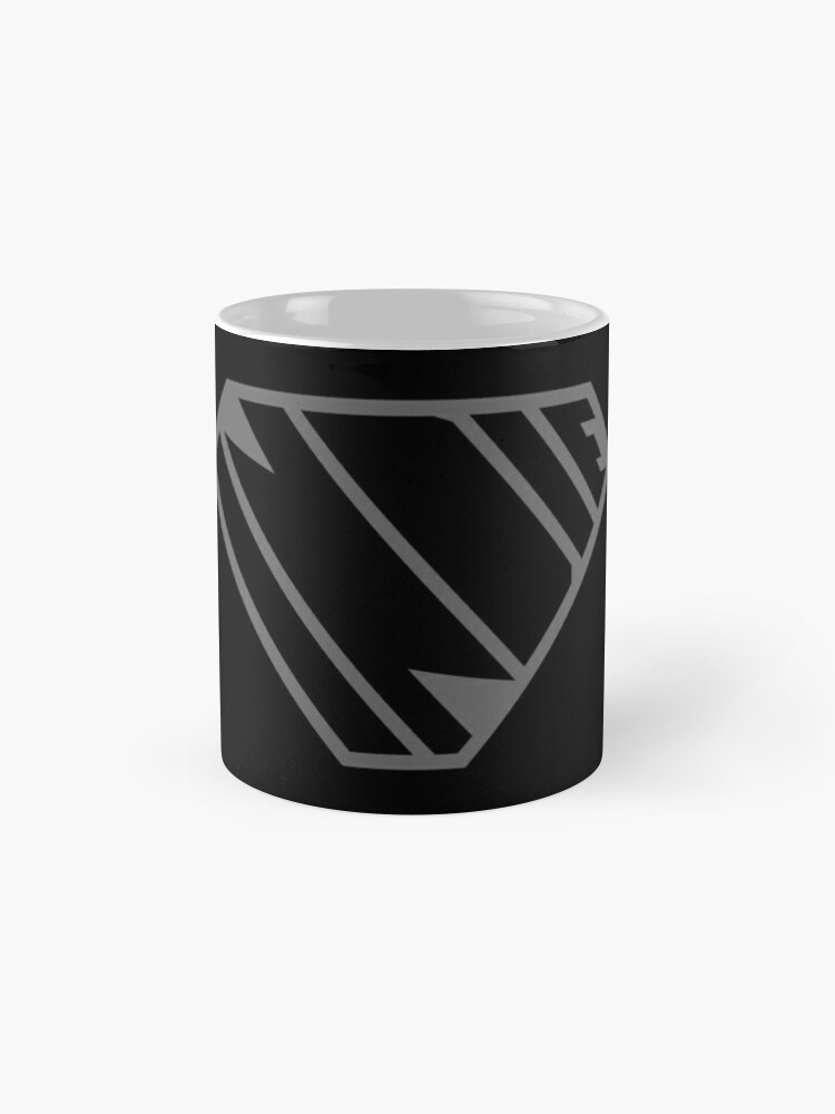 Alternate view of Indie SuperEmpowered (Black on Black Edition) Classic Mug