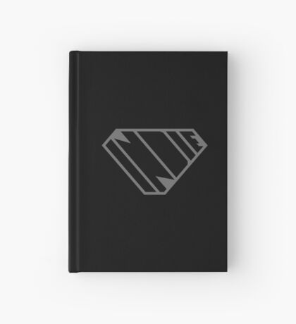 Indie SuperEmpowered (Black on Black Edition) Hardcover Journal