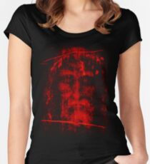 Sacrifice Women's Fitted Scoop T-Shirt