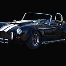 1965 Shelby Cobra by Glenna Walker