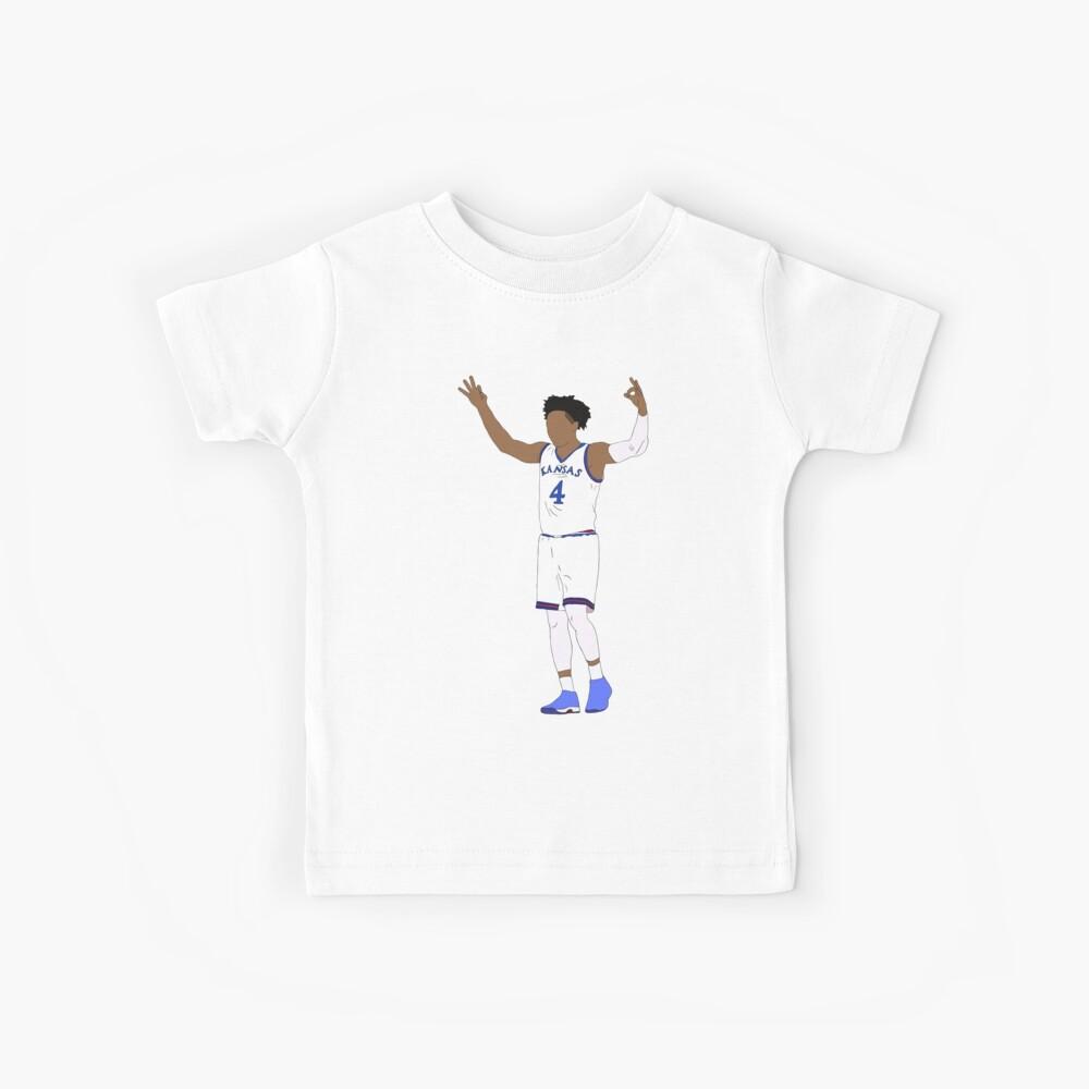 Devonte Graham Kansas Kinder T-Shirt