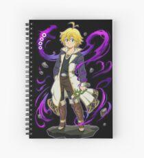 Cuaderno de espiral anime