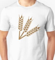 Wheat Unisex T-Shirt