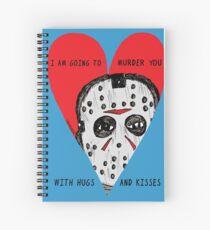 Cuaderno de espiral Murder Love