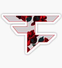 FaZe Floral Sticker