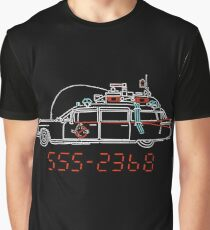 Who You Gonna Call? Graphic T-Shirt