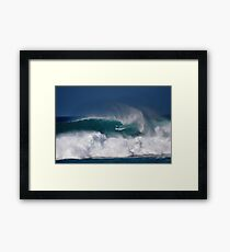 The Art Of Surfing In Hawaii 8 Framed Print