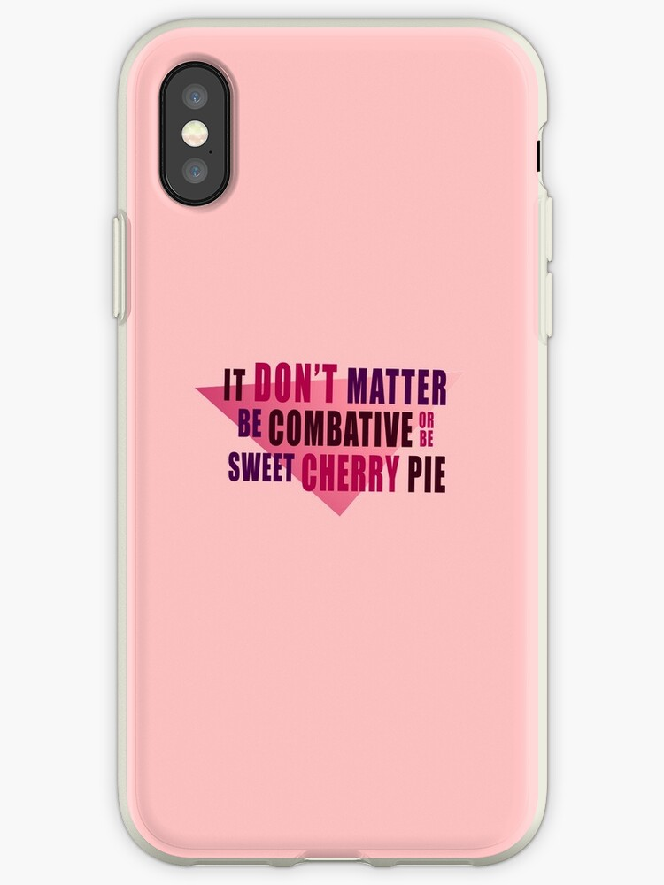 'Valentine 5sos' iPhone Case by PaulaPatata