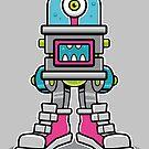 Stomp Bot 2000 by strangethingsA