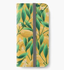 Lemons iPhone Wallet/Case/Skin