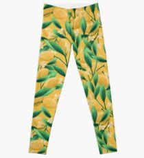 Lemons Leggings