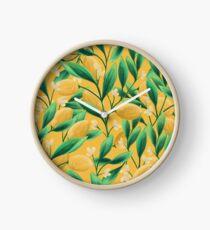 Lemons Clock