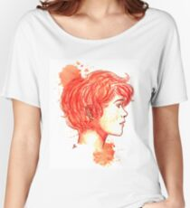 January Embers Women's Relaxed Fit T-Shirt