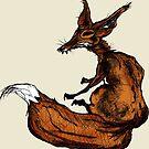 fox by Christian Scheuer