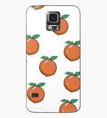 Ruf mich mit deinem Namen an Merch - Peach Scene Design Hülle & Klebefolie für Samsung Galaxy
