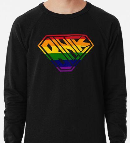 Black SuperEmpowered (Rainbow) Lightweight Sweatshirt