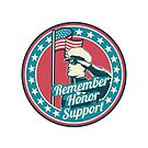 Military Appreciation Merchandise by Ruthie Spoonemore
