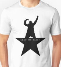 Leap of Faith/Hamilton  Unisex T-Shirt
