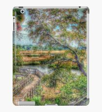 Marsh Boardwalk iPad Case/Skin