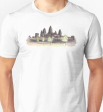 Angkor Wat Slim Fit T-Shirt