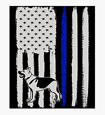 Cool Police Apparel Photographic Print