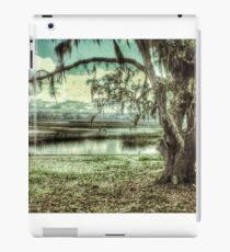 Horses in the Marsh iPad Case/Skin