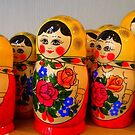 Russian dollies  by fruitcake