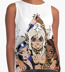 Elfquest: Retro Trio Contrast Tank