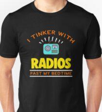 Funny Radio Apparel Unisex T-Shirt