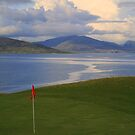 Golfers Paradise by Alexander Mcrobbie-Munro