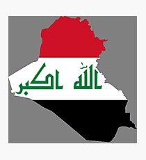 Iraq Photographic Print