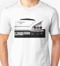 1958 Chevy Impala - high contrast Unisex T-Shirt