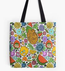 Fruchtig Tote Bag
