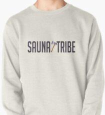 Sauna Tribe - Axe Wordmark Pullover
