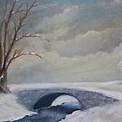 Snow by Birgit Schnapp