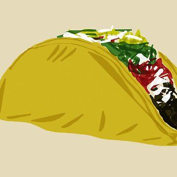Tacos  by ElizaGraceDance